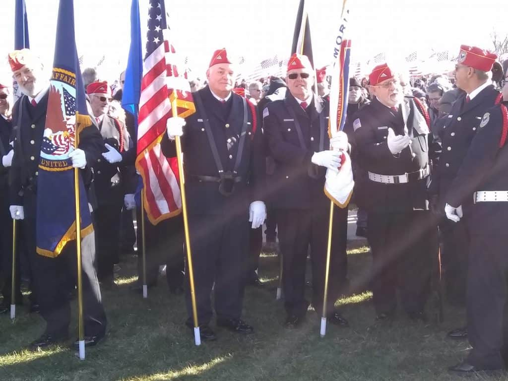 2017 Ceremony at the Abraham Lincoln National Cemetery